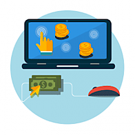 make money of website traffic