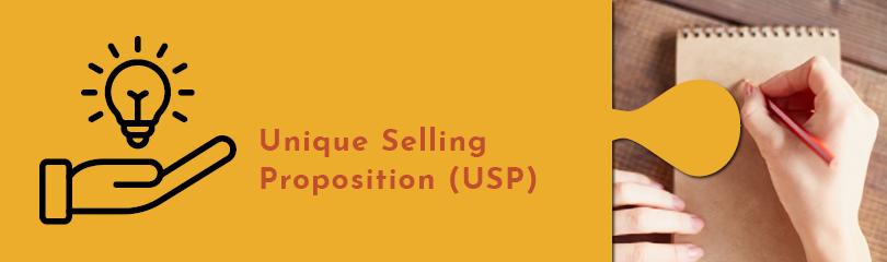 Find your unique selling point (USP)