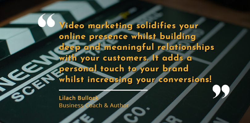Build trust with video marketing