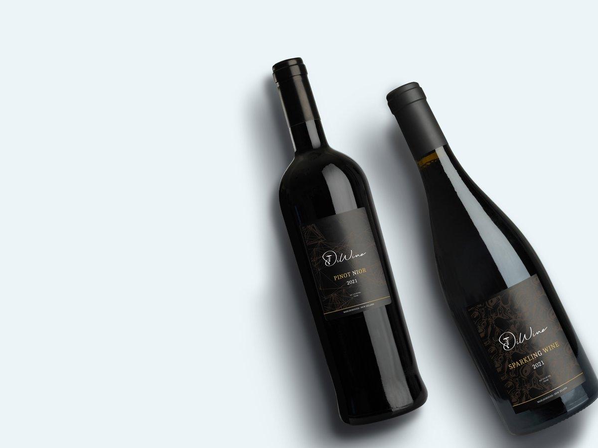 Bottle-Mockup wine and sparkling wine copy