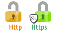 Get an SSL Certificate installed on your website to increase your website security