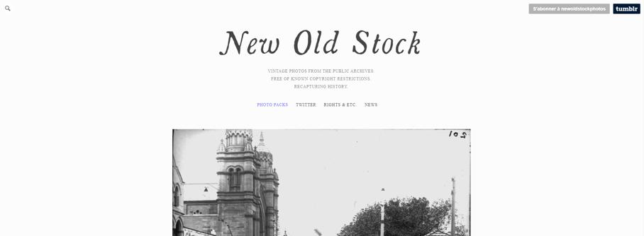 Original vitange black and white photos free to use