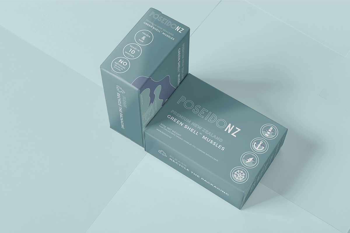 Seafood packaging concept
