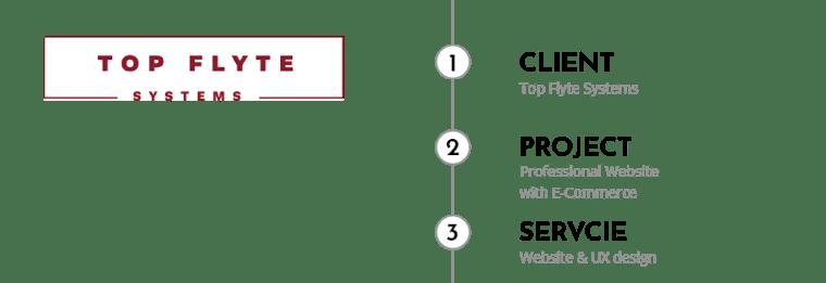 TopFlyteSystems Project Logo