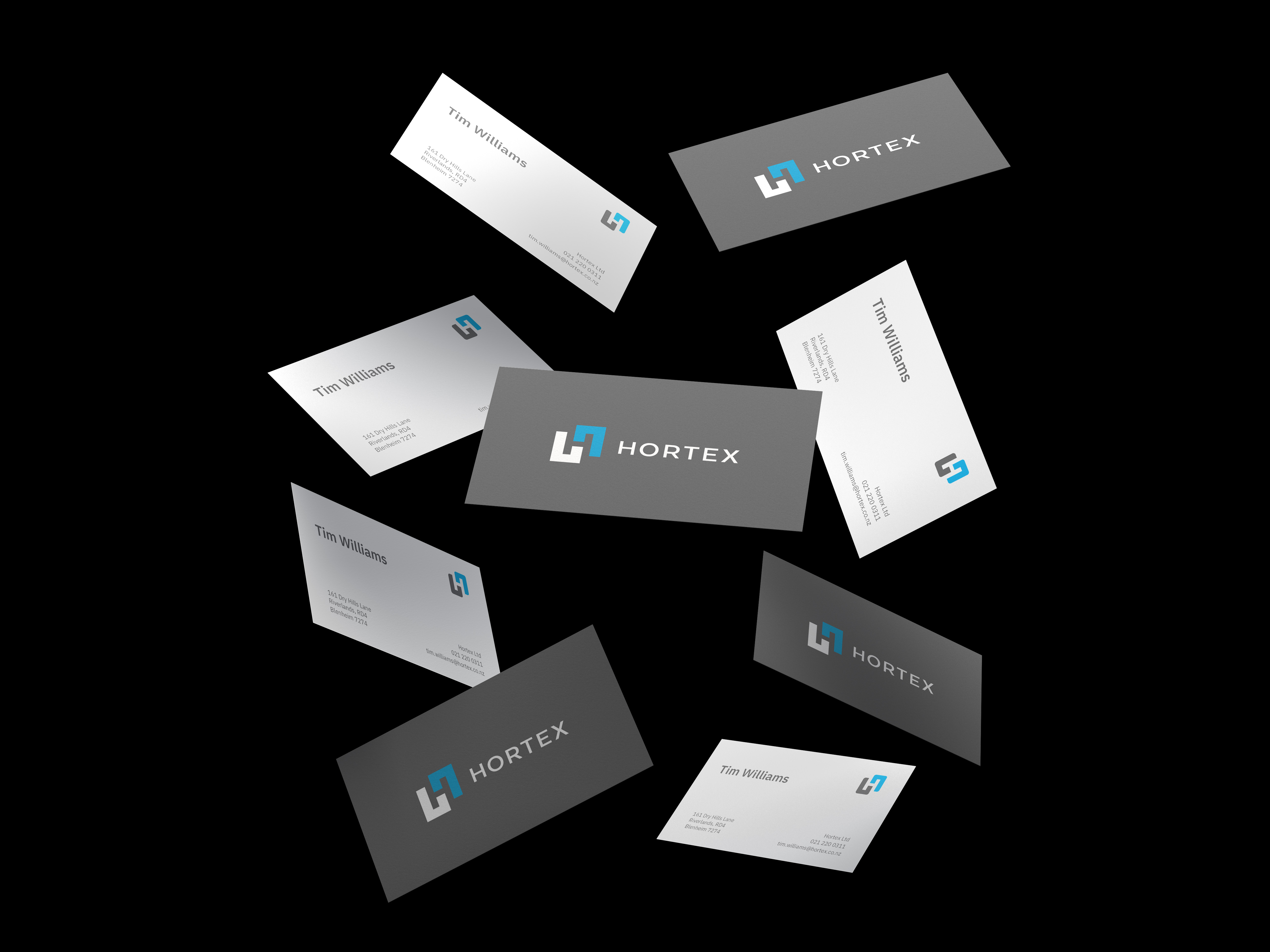Hortex Branding