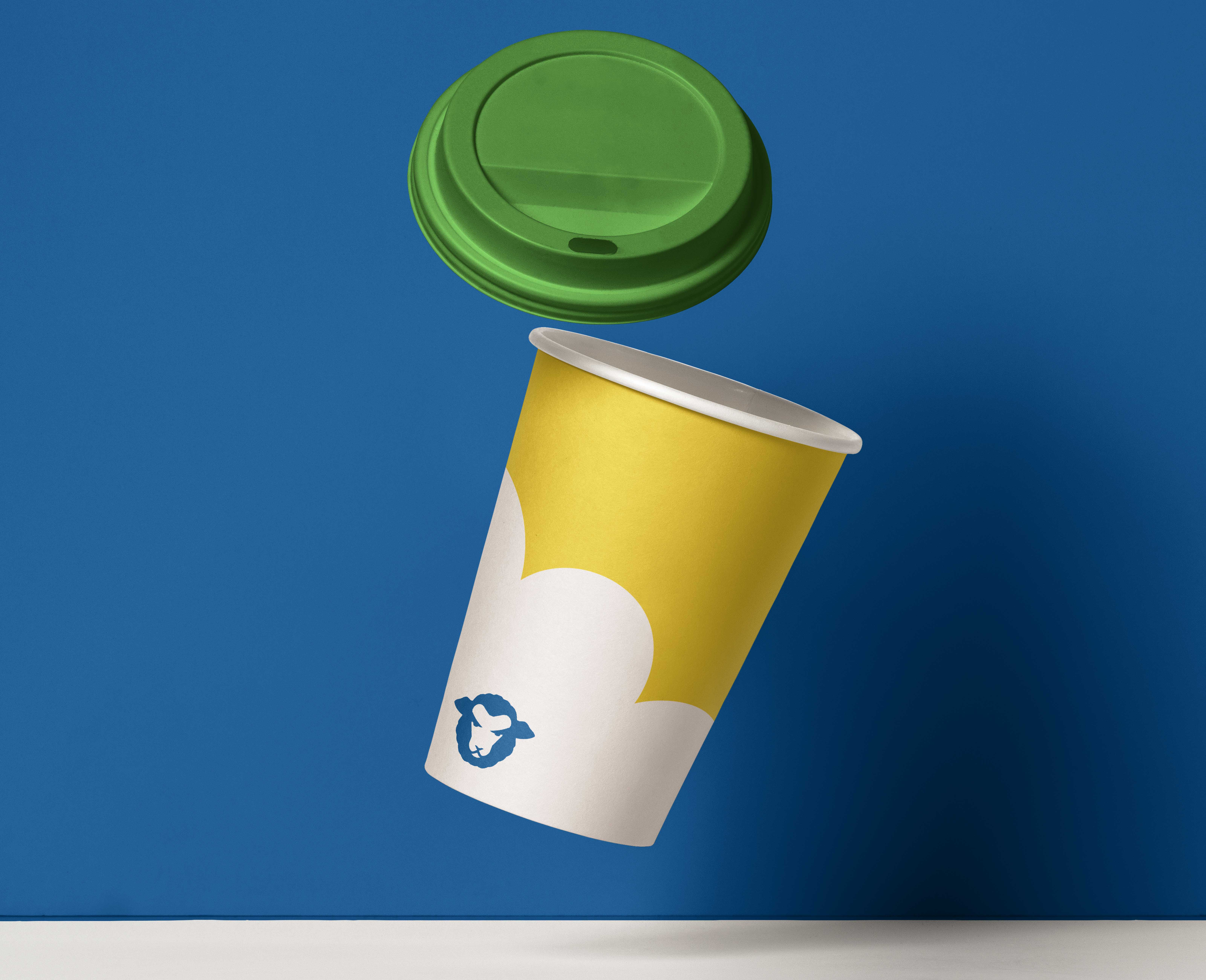 Take away cup two